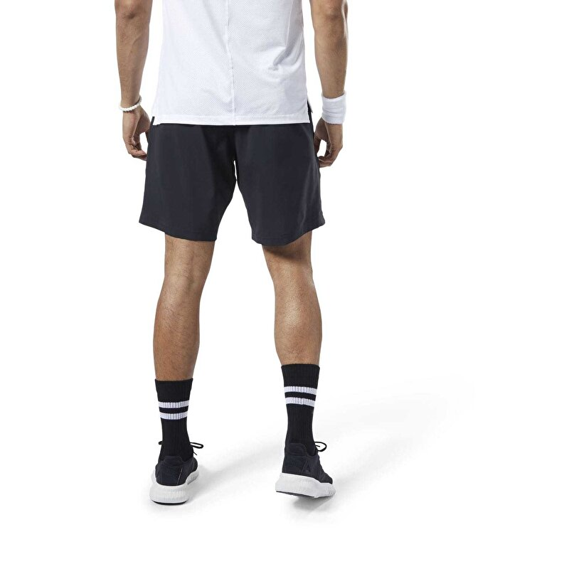 WORKOUT READY WOVEN GRAPHIC ŞORT