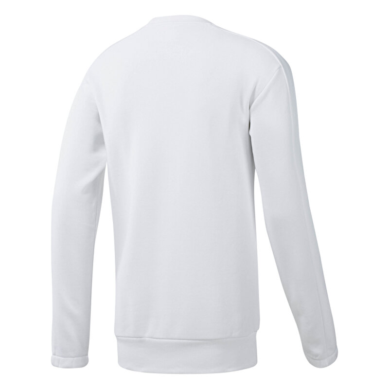 CL V P Beyaz Erkek Sweatshirt