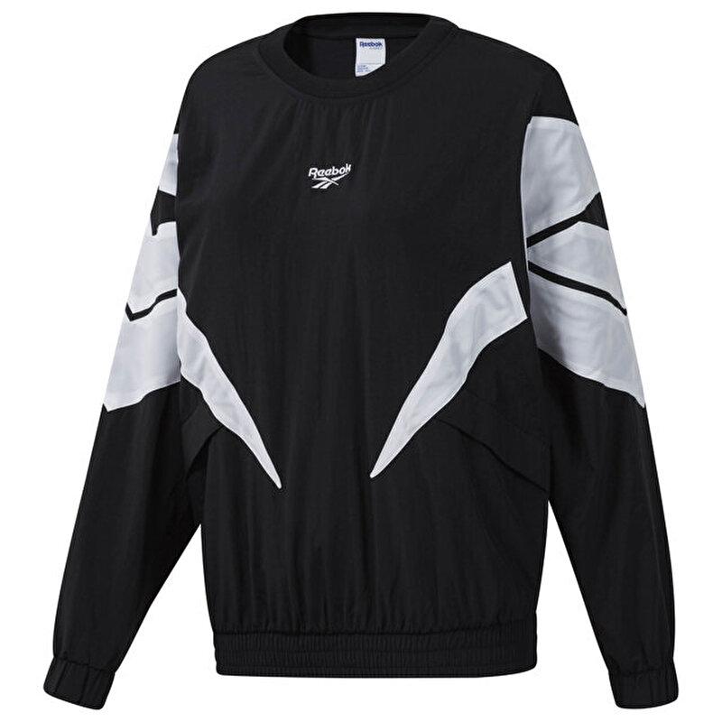 CL V P Siyah Kadın Sweatshirt