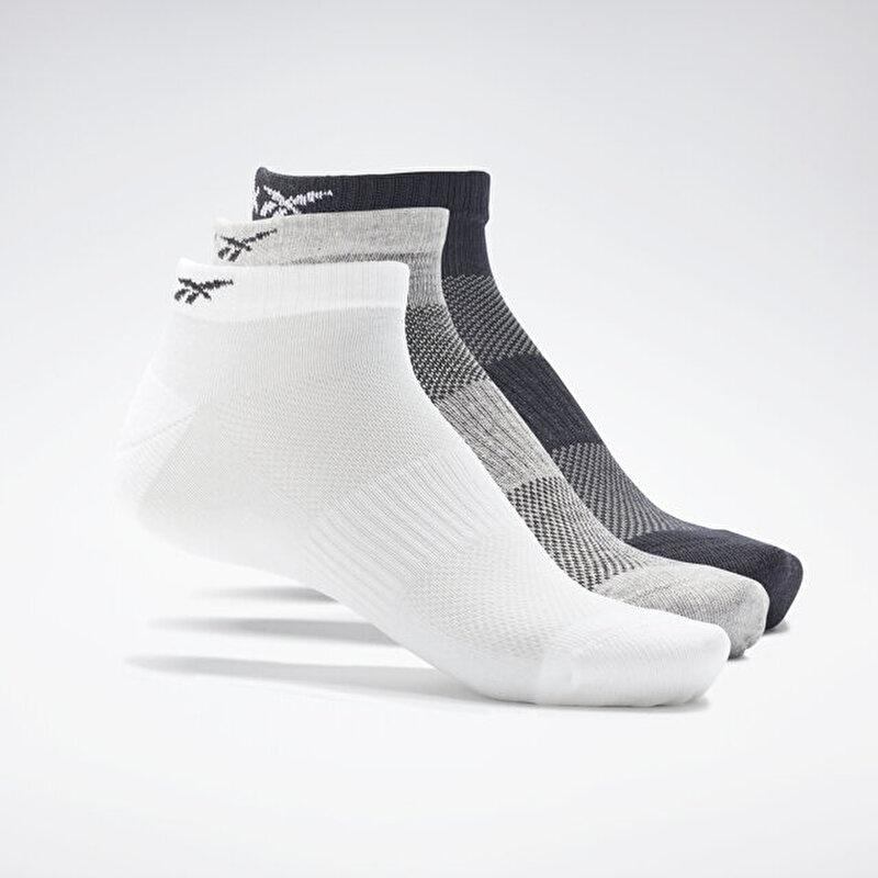 TE LOW CUT SOCK 3P Çorap